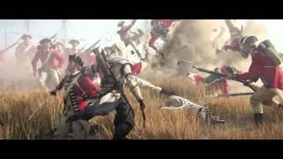getlinkyoutube.com-Assassin's Creed III E3 Trailer - America (F**k Yeah) Remix