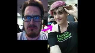 getlinkyoutube.com-MtF Transition Transgender!