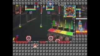 getlinkyoutube.com-My custom SMBX level: Rainbow Factory