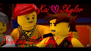 getlinkyoutube.com-LEGO Ninjago | Kai ♥ Skylor | Thinking out loud