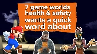 getlinkyoutube.com-7 game worlds Health and Safety wants a quick word about