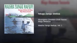 Ndugu Zangu Sikiliza