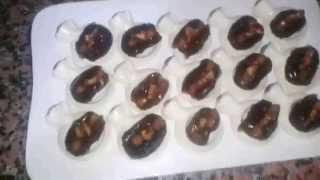 getlinkyoutube.com-كيفية تحضير خاتم شكلاط معمر بالتمر بطريقة نادية للطبخ والحلويات