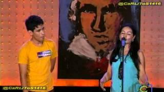 Colombia Tiene Talento 2T - BYRON  - Pintor - 13 de Mayo de 2013.