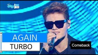 getlinkyoutube.com-[HOT] TURBO - AGAIN, 터보 - 다시, Show Music core 20160116
