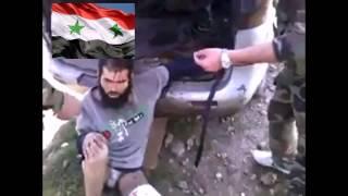 getlinkyoutube.com-Captured Terrorist Caught On Footage