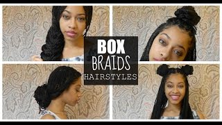 getlinkyoutube.com-11 Box Braid Hairstyles