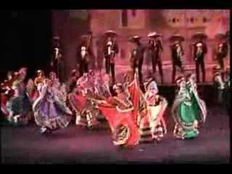 Ballet Folklorico Ayto. de  Guadalajara El Gusto-La Vaquilla