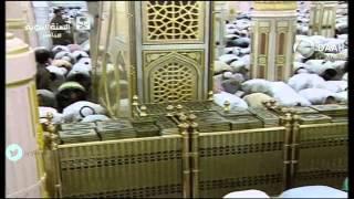 getlinkyoutube.com-الشيخ محمد أيوب يظهر عليه التعب والشيخ احمد طالب يكمل عنه ليلة 6 رمضان 1436