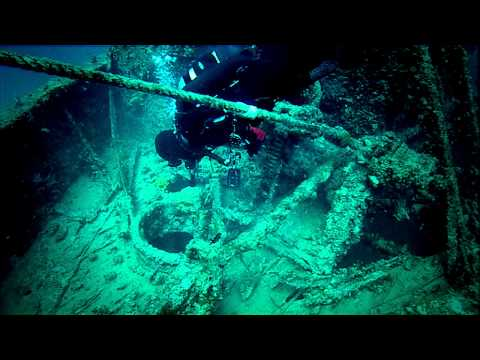 FIRST POLISH DIVING EXPEDITION GALLIPOLI SEPTEMBER 2011
