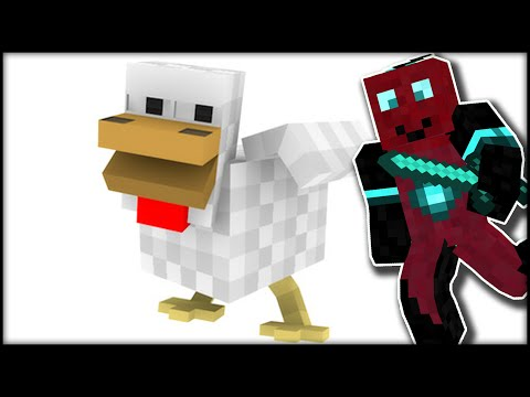 MINECRAFT - SUPER SMASH MOBS - CHICKEN REDEMPTION!