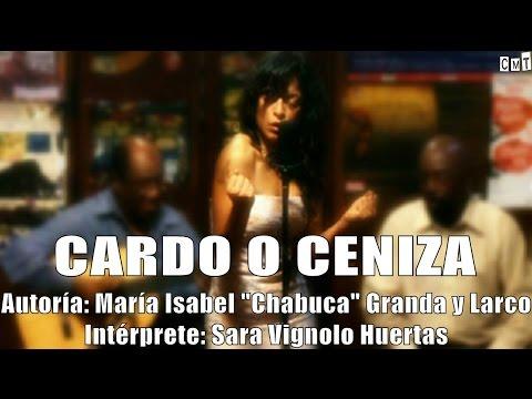 Sara Van - Cardo O Ceniza