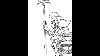 getlinkyoutube.com-Undertale - King Papyrus (Comic Dub)