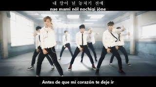 BTS - Boy In Luv (Dance Ver.) MV [Sub Español + Hangul + Romanización]