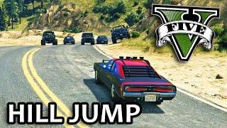 getlinkyoutube.com-GTA V - Fast and Furious 7 Hill Jump Scene