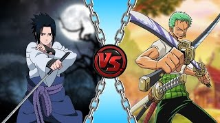 getlinkyoutube.com-Sasuke vs Zoro