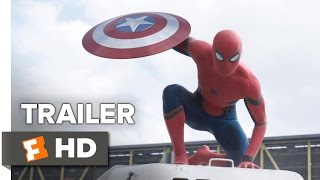 getlinkyoutube.com-Captain America: Civil War Official Trailer #2 (2016) - Chris Evans, Robert Downey Jr. Movie HD