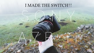 getlinkyoutube.com-Sony A7Rii | My transition from Canon to Sony ( first impressions )