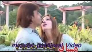 NaZIA IQBAL Mast song  Mubarak de Sha Dilbara Zama mina de zara sara.flv width=