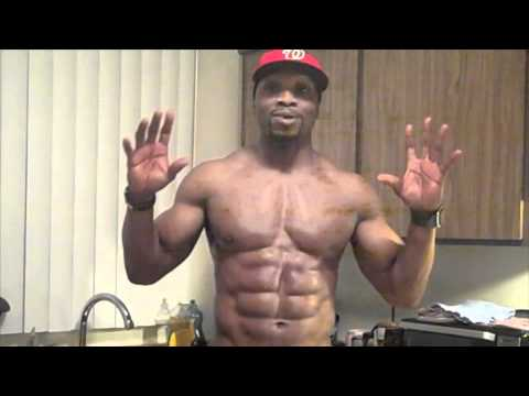 King Of Abs 8 Pack Hitch/Dieting and Flexing
