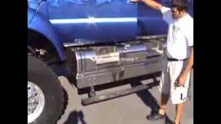 """getlinkyoutube.com-""""Lie"""" F650 Six Door Supertruck"""