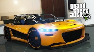 CRAZY NEW SPORTS CAR SPENDING SPREE!! (GTA 5 Online DLC New Cars Update)