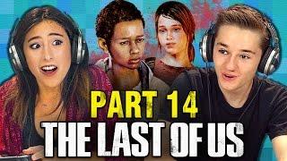 getlinkyoutube.com-THE LAST OF US: PART 14 (Teens React: Gaming)