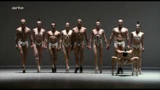 (HQ) Part 2. Body Remix - Goldberg Variations, Marie Chouinard.