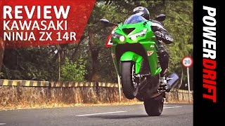 Kawasaki Ninja ZX 14R : Review : PowerDrift