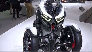 getlinkyoutube.com-The Honda 2017 Motorcycles - Show Room JAPAN