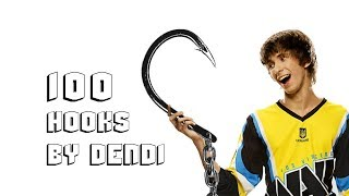 getlinkyoutube.com-100 hooks by Dendi