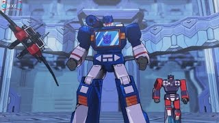 getlinkyoutube.com-TRANSFORMERS: Devastation - Soundwave Boss Battle Gameplay #2 [1080p 60FPS HD]