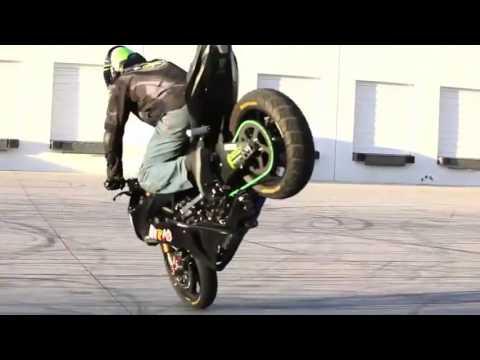 Top Manobras Radicais de Moto