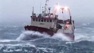 getlinkyoutube.com-Rough Seas Iceland uncut