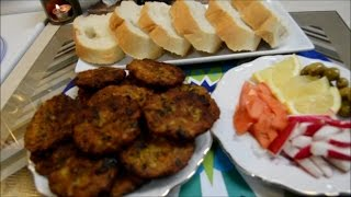 getlinkyoutube.com-كباب الخضروات سريع التحظير , اكلات عراقيه ام زين  IRAQI FOOD OM ZEIN