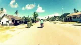 Nauru island home