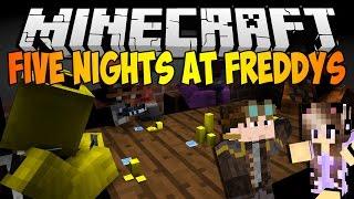 getlinkyoutube.com-Minecraft - Five Nights at Freddy's : Il Laboratorio di Lyon - Le Migliori Mod