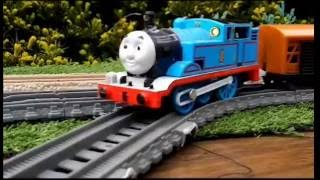 getlinkyoutube.com-Thomas shunting in the yards and hauling a goods train (Clips from EP.7)