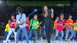getlinkyoutube.com-Slank - Slank Dance - Closing Ceremony 100 Tahun Jenderal Sudirman