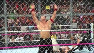 getlinkyoutube.com-WWE Hell in A Cell 2014 Highlights HD