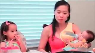 getlinkyoutube.com-شاهد كيف يرضع الصينيون أبناءهم والطريقة التي تجعل الأب والأم مرضعين