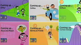 getlinkyoutube.com-PBS Kids Schedule Bumper Compilation (2004-2010 WFWA)