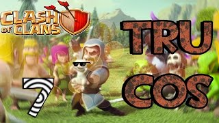 getlinkyoutube.com-7 trucos de CLASH OF CLANS | Jugando Clash of Clans