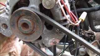 getlinkyoutube.com-How to get 120v AC out of a car alternator