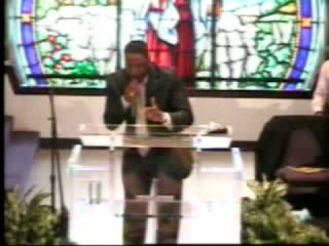 Pastor Reginald L. Steele Sr. At HGAAA