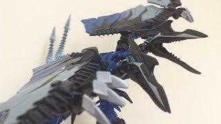 getlinkyoutube.com-Transformers Age of Extinction Dinobot Strafe Stop Motion