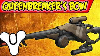 getlinkyoutube.com-Destiny - How To Get Queenbreakers Bow - Exotic House of Wolves Gameplay (Exotic Bounty)