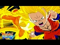EPIC GODLIKE DRAGON FIST! Rhymestyle vs Kaggy ONLINE BATTLES! | Dragon Ball Fusions 3DS