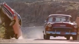 '55 Chevy 210/ '57 Bel Air in Roadhouse 66