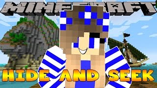 Minecraft-Little Carly-THE BEST HIDE AND SEEK EVER!!
